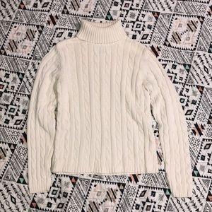 IZOD Cream Sweater